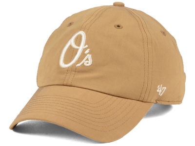 Baltimore Orioles '47 MLB Harvest CLEAN UP Cap