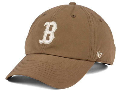Boston Red Sox '47 MLB Harvest CLEAN UP Cap