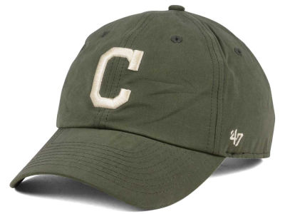 Cleveland Indians '47 MLB Harvest CLEAN UP Cap