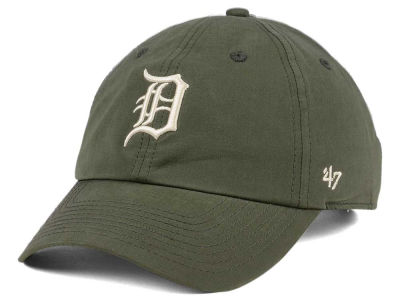 Detroit Tigers '47 MLB Harvest CLEAN UP Cap