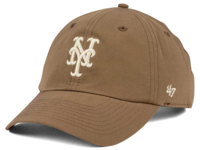 New York Mets '47 MLB Harvest CLEAN UP Cap