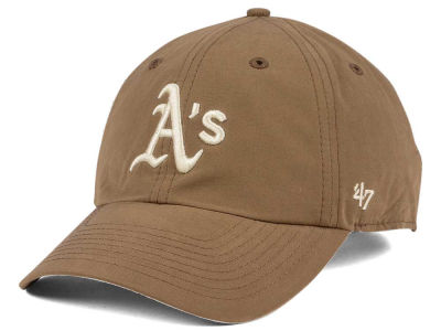 Oakland Athletics '47 MLB Harvest CLEAN UP Cap