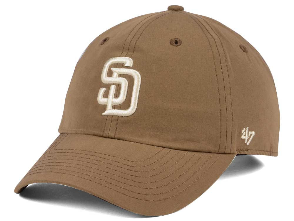 new style a8753 398e8 ... real san diego padres 47 mlb harvest clean up cap lids bb9a9 bce14