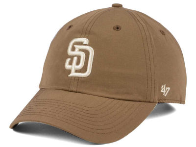 San Diego Padres '47 MLB Harvest CLEAN UP Cap