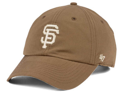 San Francisco Giants '47 MLB Harvest CLEAN UP Cap
