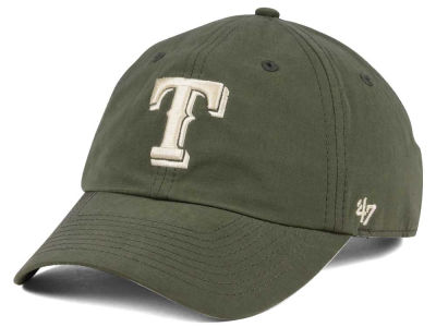 Texas Rangers '47 MLB Harvest CLEAN UP Cap