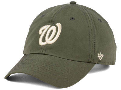 Washington Nationals '47 MLB Harvest CLEAN UP Cap