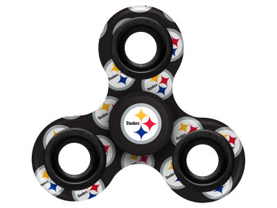 Pittsburgh Steelers Three Way Fidget Spinnerz