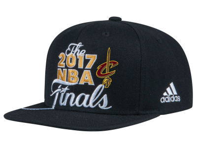 Cleveland Cavaliers adidas 2017 NBA Conference Champ Snapback Cap