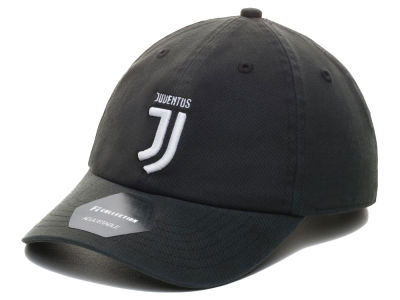 Juventus Fan Ink Club Team Fi Dad Hat