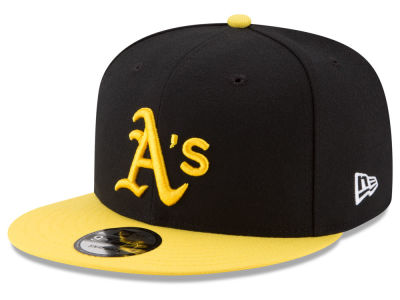 Oakland Athletics New Era 2017 MLB Players Weekend 9FIFTY Snapback Cap