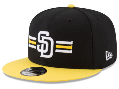 San Diego Padres New Era 2017 MLB Players Weekend 9FIFTY Snapback Cap