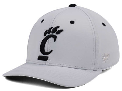 Cincinnati Bearcats Top of the World NCAA Grype Stretch Cap