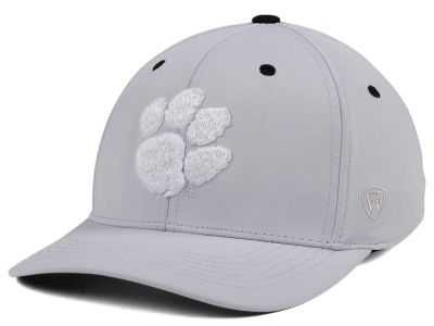 Clemson Tigers Top of the World NCAA Grype Stretch Cap
