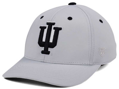 Indiana Hoosiers Top of the World NCAA Grype Stretch Cap
