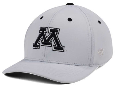 Minnesota Golden Gophers Top of the World NCAA Grype Stretch Cap