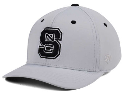 North Carolina State Wolfpack Top of the World NCAA Grype Stretch Cap