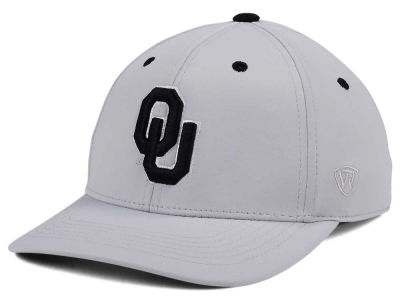 Oklahoma Sooners Top of the World NCAA Grype Stretch Cap