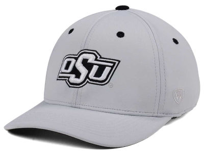 Oklahoma State Cowboys Top of the World NCAA Grype Stretch Cap