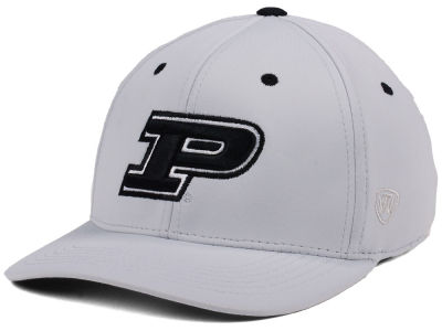 Purdue Boilermakers Top of the World NCAA Grype Stretch Cap