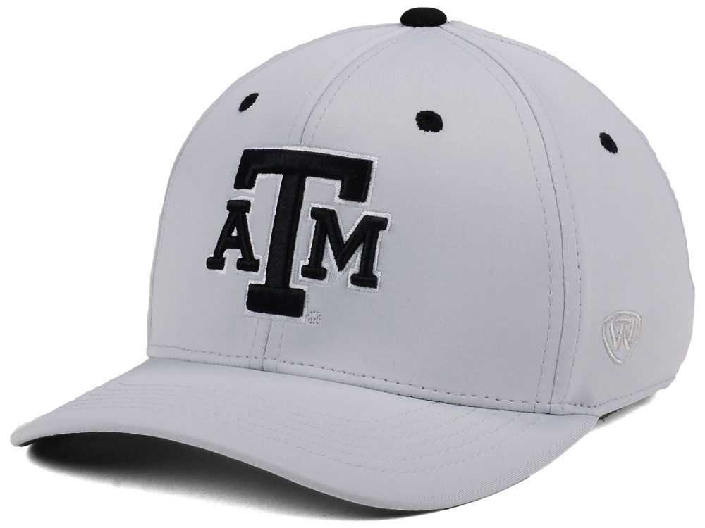 the latest 78451 319a8 france texas am aggies top of the world ncaa grype stretch cap e4381 94f14
