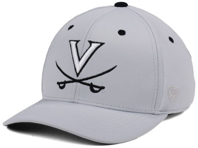 Virginia Cavaliers Top of the World NCAA Grype Stretch Cap
