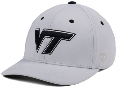 Virginia Tech Hokies Top of the World NCAA Grype Stretch Cap