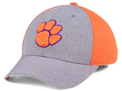 Clemson Tigers Top of the World NCAA Faboo Stretch Cap