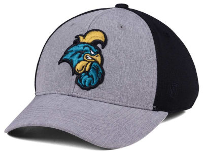 Coastal Carolina Chanticleers Top of the World NCAA Faboo Stretch Cap