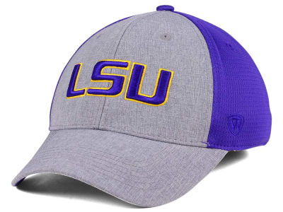 LSU Tigers Top of the World NCAA Faboo Stretch Cap