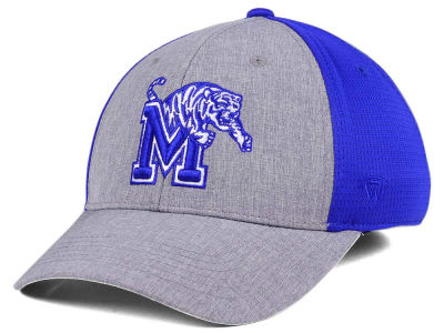 Memphis Tigers Top of the World NCAA Faboo Stretch Cap