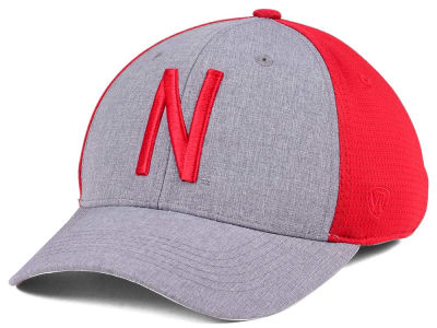 Nebraska Cornhuskers Top of the World NCAA Faboo Stretch Cap