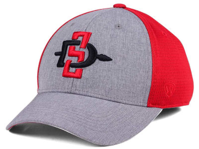 San Diego State Aztecs Top of the World NCAA Faboo Stretch Cap