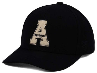 Appalachian State Mountaineers Top of the World NCAA Venue Adjustable Cap