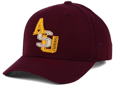 Arizona State Sun Devils Top of the World NCAA Venue Adjustable Cap