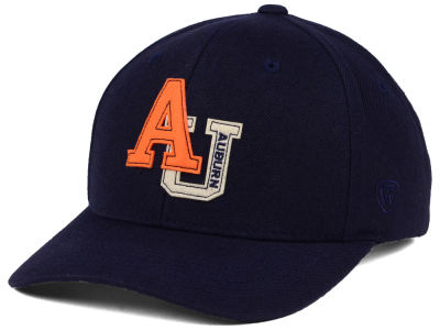 Auburn Tigers Top of the World NCAA Venue Adjustable Cap