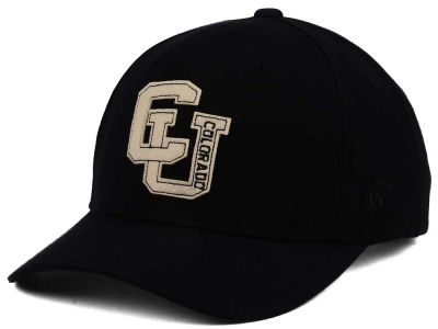 Colorado Buffaloes Top of the World NCAA Venue Adjustable Cap