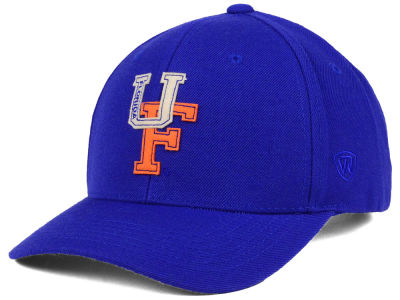 Florida Gators Top of the World NCAA Venue Adjustable Cap
