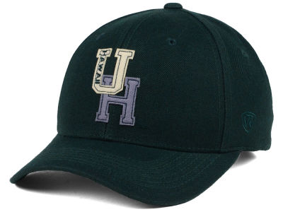 Hawaii Warriors Top of the World NCAA Venue Adjustable Cap