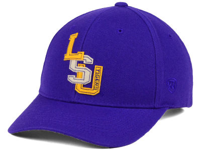 LSU Tigers Top of the World NCAA Venue Adjustable Cap