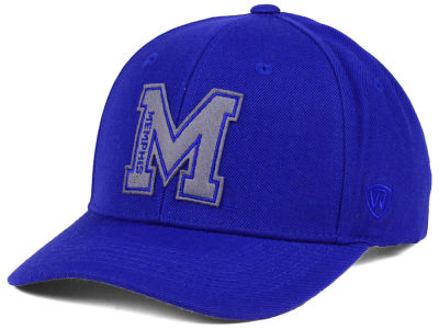 Memphis Tigers Top of the World NCAA Venue Adjustable Cap