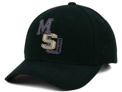 Michigan State Spartans Top of the World NCAA Venue Adjustable Cap