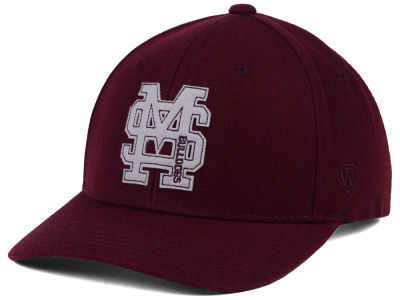 Mississippi State Bulldogs Top of the World NCAA Venue Adjustable Cap