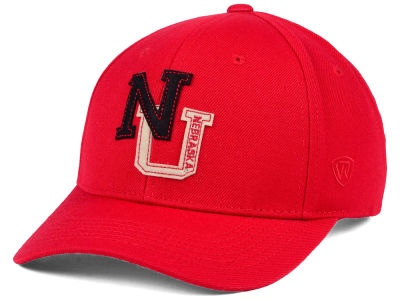 Nebraska Cornhuskers Top of the World NCAA Venue Adjustable Cap