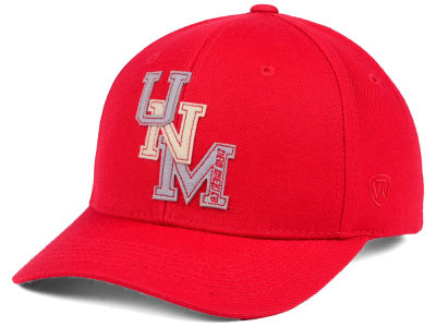 New Mexico Lobos Top of the World NCAA Venue Adjustable Cap