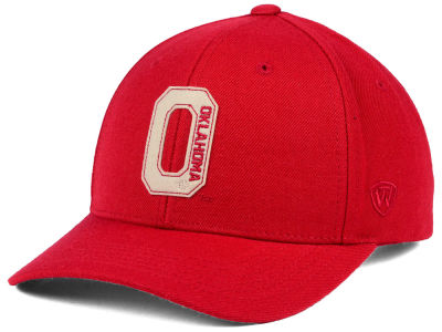 Oklahoma Sooners Top of the World NCAA Venue Adjustable Cap