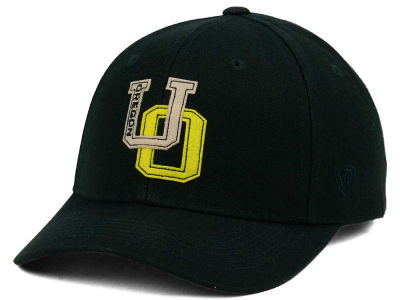 Oregon Ducks Top of the World NCAA Venue Adjustable Cap
