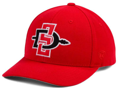 San Diego State Aztecs Top of the World NCAA Venue Adjustable Cap
