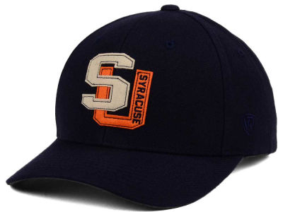 Syracuse Orange Top of the World NCAA Venue Adjustable Cap