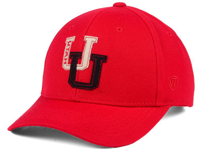 Utah Utes Top of the World NCAA Venue Adjustable Cap